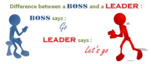 Rollerna Chef och ledare