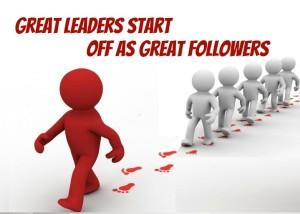 En ledare blir vald en chef tillsatt